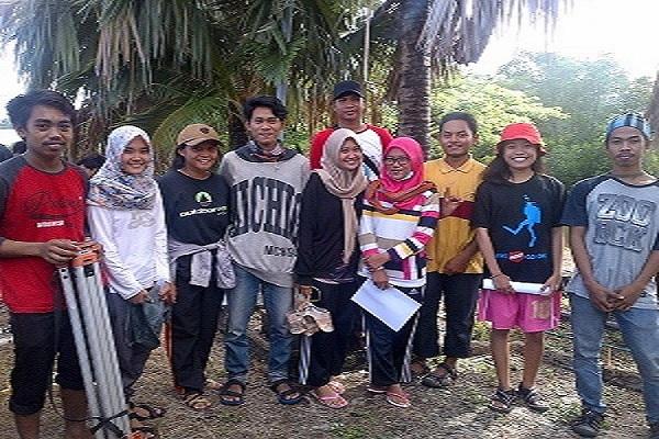 Asisten Pemetaan Praktek Bersama, Barru 2016